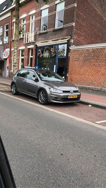 Dylan Goed gereden! Lekker je rijbewijs in 1x in the pocket!...